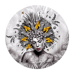 Awakening by Matt Herring - Limited Edition on Paper sized 26x26 inches. Available from Whitewall Galleries